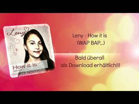 ,,Trailer,, Leny  bei ADair Records 06.09.2017