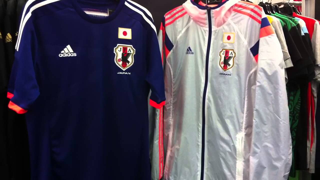 d955d6b24 Japan Jersey 2014   Japan Jacket 2014 by Adidas at NAS Vancouver BC ...