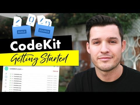 CodeKit Basics - How to Setup a Project & Pre Process CSS