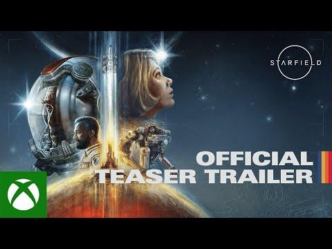 Трейлер Starfield создан полностью на основе игры, без кинематографических инструментов
