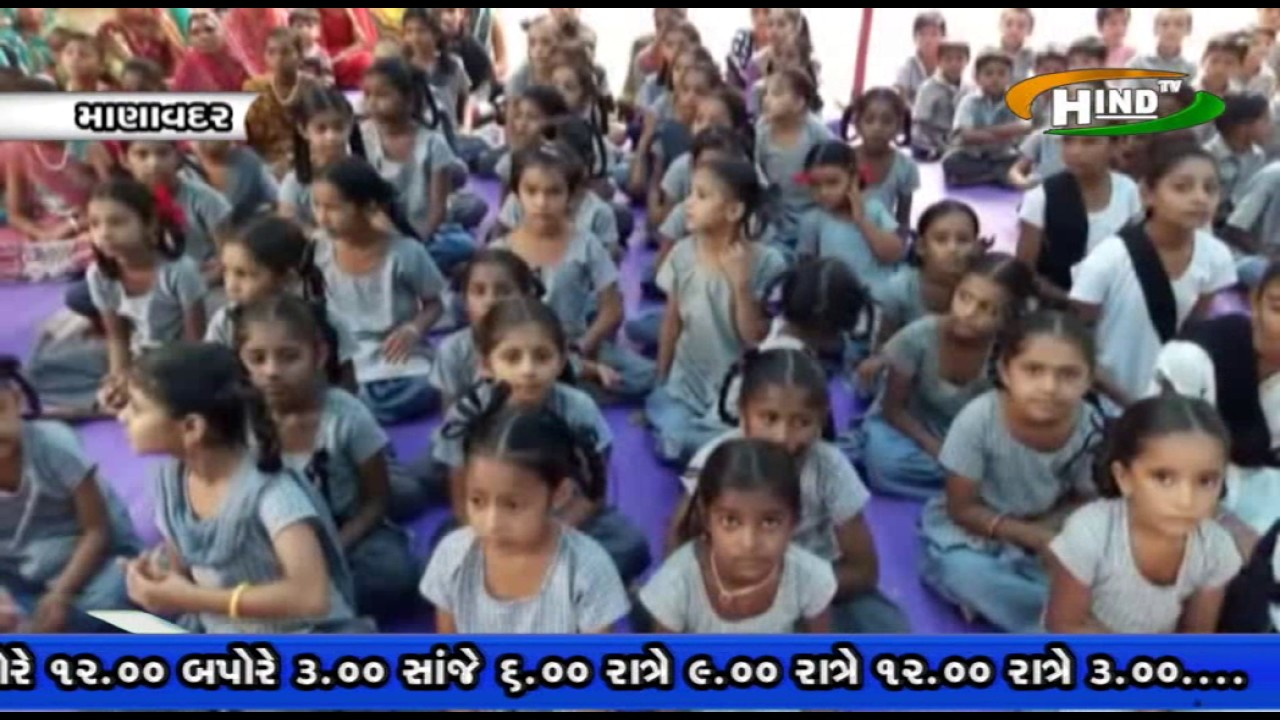 HIND TV NEWS MANAVADAR  SCHOOL PROGRAM  22 -JUNE- 2017