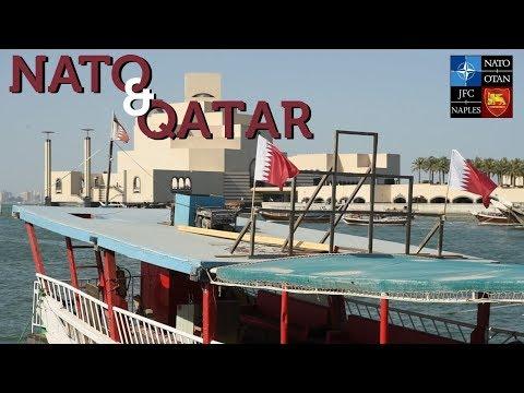 NATO continues Qatari partnership