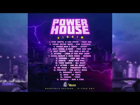 Power House Riddim Mix (2019)Vybz Kartel,Teejay,Beenie,Jahmiel,Busy Signal & More(SEANIZZLE RECORDS)