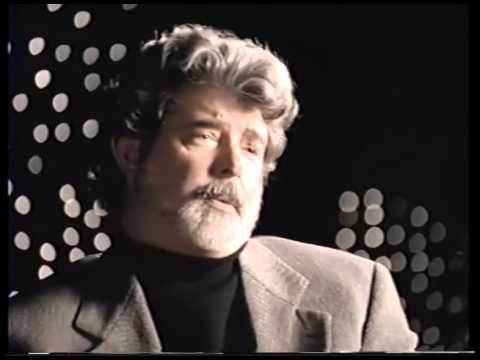 COMPLETE George Lucas / Leonard Maltin interview (1995)