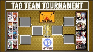CHAMPIONS x EVIL BOSSES! Complete Tag Team Tournament! (Pokémon Sun/Moon)