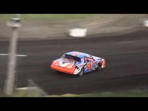 IMCA Hobby Stock Heat 2 Benton County Speedway 6/9/19