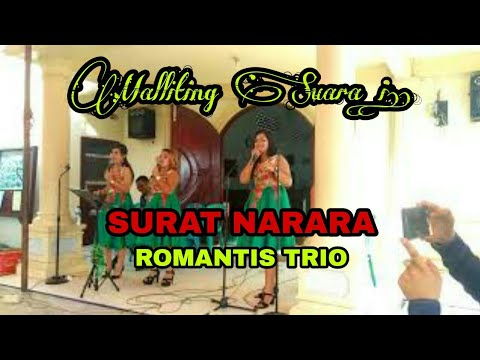 bunga narara cover by romantis trio
