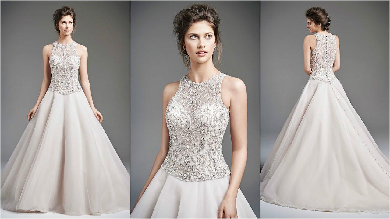Ivory Ball Gown Wedding Dress