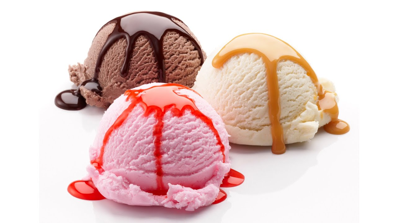 Как сделать мороженое за 60 секунд?