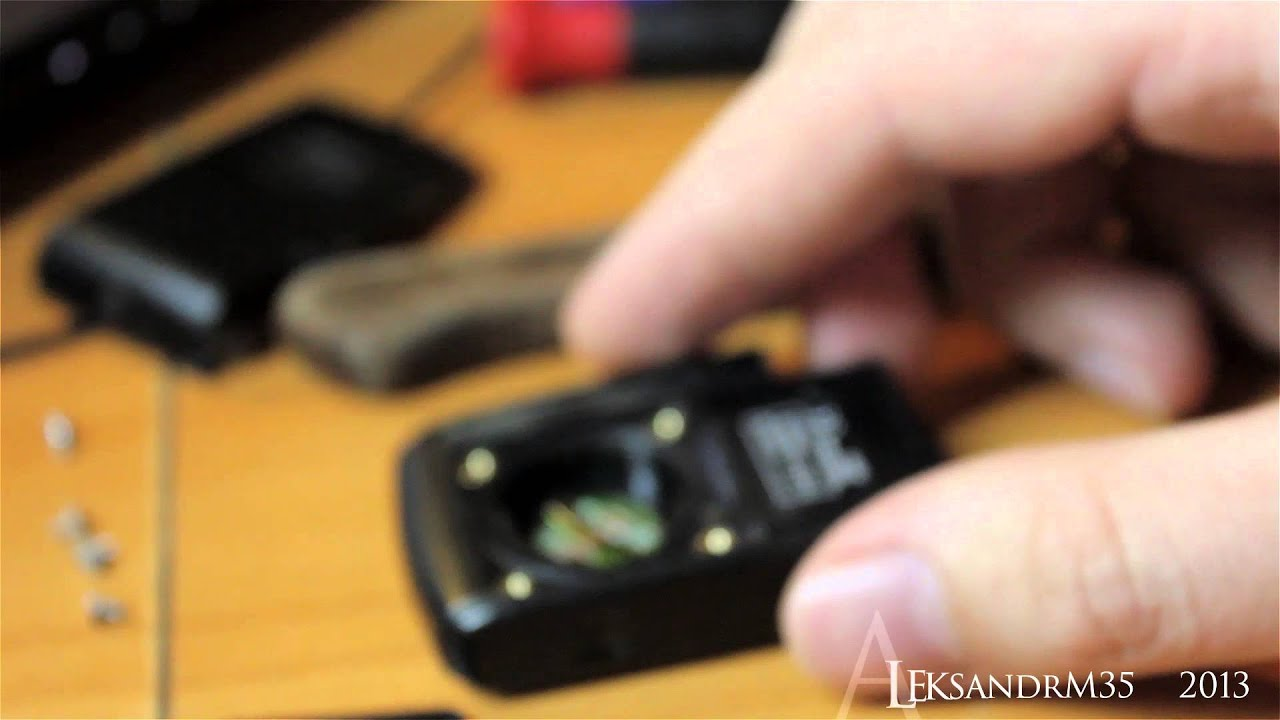 замена батарейки в ключе Toyota Prius