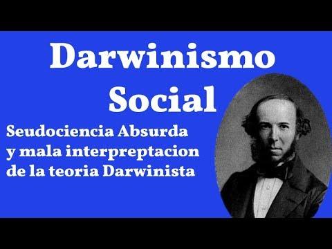 Spencer, Darwinismo Social