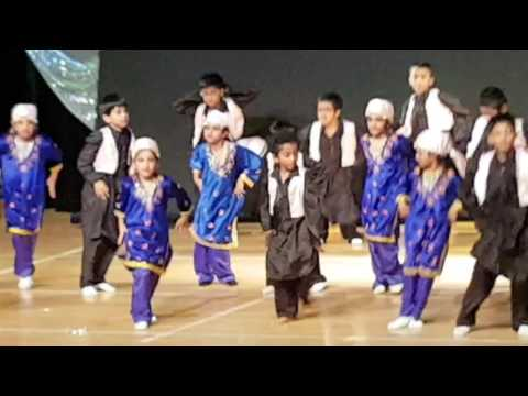 Lovely Kids and awesome dance performance by Agrima on Bhumro Bhumro song