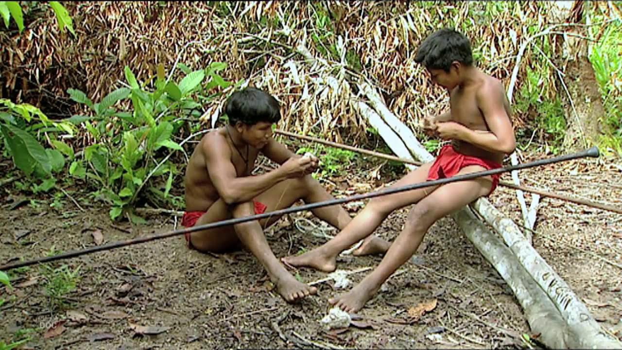 Kamayura Naked Xingu Uncensored