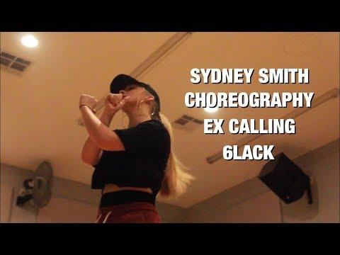 EX CALLING | 6LACK | SYDNEY SMITH