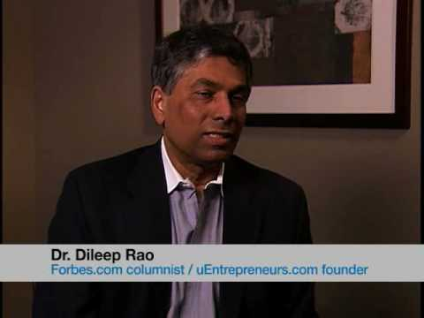 Dileep Rao on Bootstrap to Billions and Center National Bank