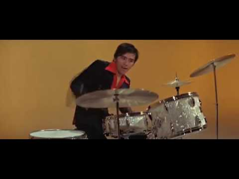 Young People (David Chiang - Drum Solo, Shaw Brothers, HK 1972)