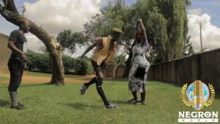 King Kong MC of Uganda, Seka Manala and Cox Dancing to