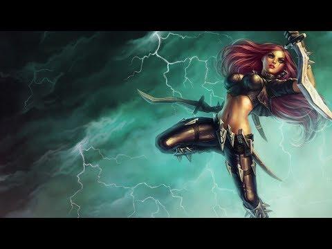 GameLandVN: Sự kinh khủng của Katarina trong tay Shyn