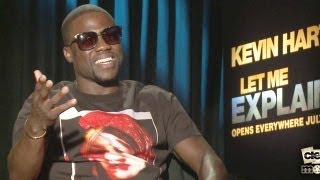 Kevin Hart 'Let Me Explain' Interview