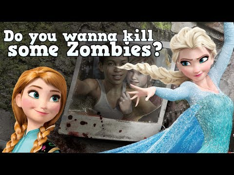 """""""Do you wanna kill some Zombies?"""" 'The Last of Us' parody (Frozen's """"Do you wanna build a Snowman?"""")"""