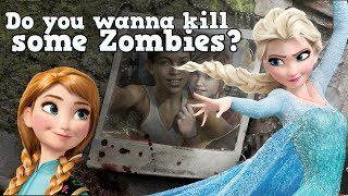 """Do you wanna kill some Zombies?"" 'The Last of Us' parody (Frozen's ""Do you wanna build a Snowman?"")"