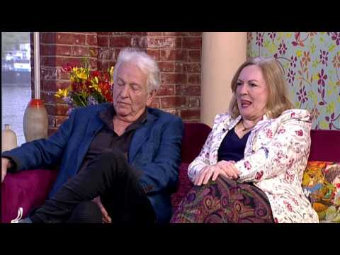 Keith Barron and Gwen Taylor talk about the return of Duty Free on statge -  24th April 2014