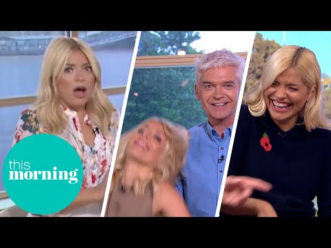 Holly Willoughby's Best Bloopers of All Time | This Morning
