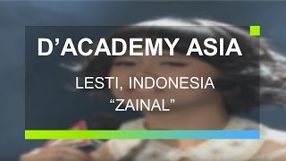 Video Lesti, Indonesia - Zainal (D'Academy Asia 20 Besar) download MP3, 3GP, MP4, WEBM, AVI, FLV April 2018
