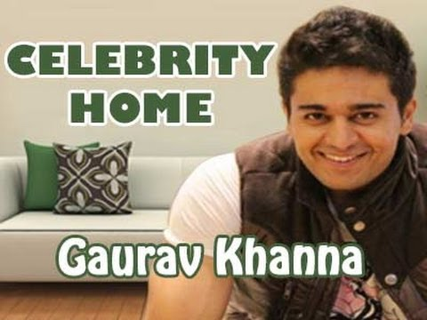 Watch the Classy Home of Actor Gaurav Khanna - Exclusive