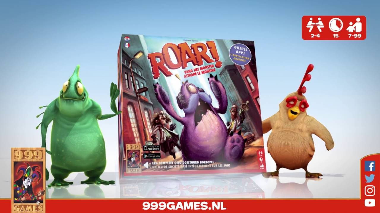 999 Games Roar Tv Commercial 999 Games