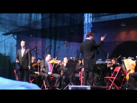 Wolfram B Meyer, Konzert im Regen: Bildnisarie