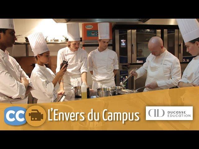 Découvrez l'Envers du Campus de Ducasse Education