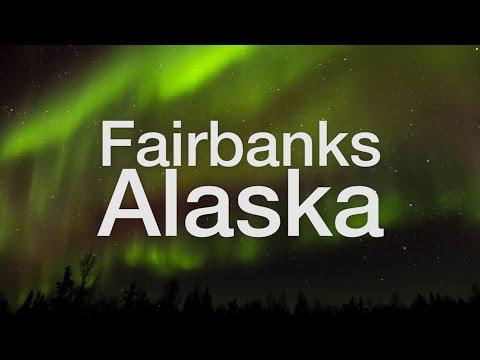 Fairbanks Alaska trip March 2017