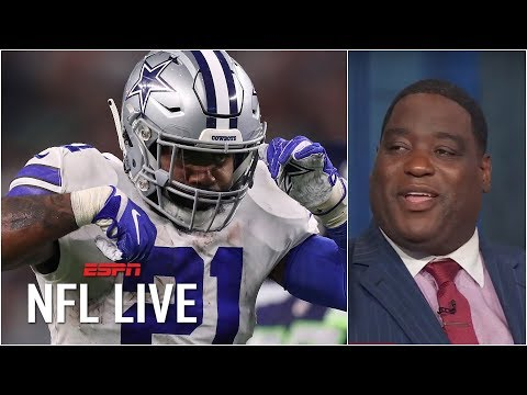 No suspension for Ezekiel Elliott, are the Cowboys Super Bowl bound?   NFL Live