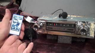 1964-66 Chevy C10 original AM radio