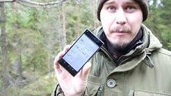 Tarkastelussa: Lintuopas android app