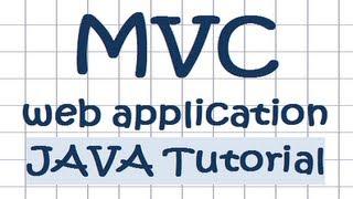 MVC web application JAVA Tutorial