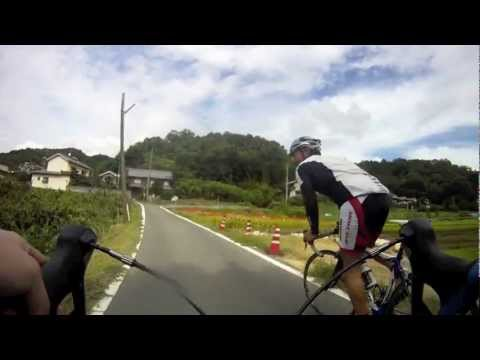 Road Cycling in Hiroshima