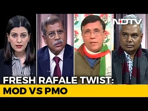 Explosive New Note On Rafale: Did PMO Interfere In The Deal?