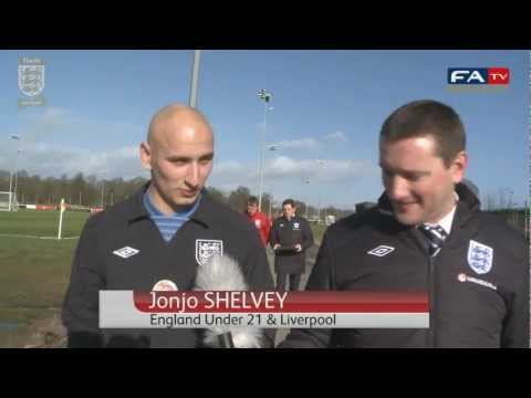 Jonjo Shelvey exclusive interview ahead of England U21s v Sweden   FATV