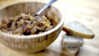 Slow Cooker Hunter's Stew - Bigos z Wolnowaru - Recipe #139