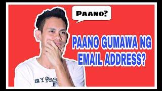 Paano gumawa ng الإلكتروني ؟ كيفية إنشاء البريد الإلكتروني ؟