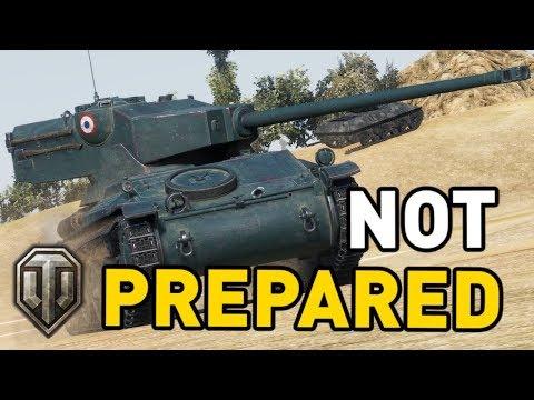 World of Tanks || Not Prepared! thumbnail