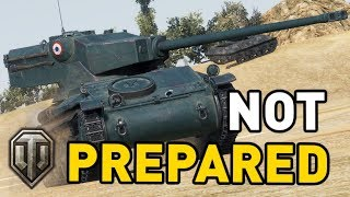 world of Tanks  Not Prepared!