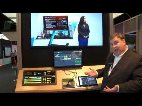 Ross Trackless Studio Demo - Create and Control a Virtual Studio Within a Single User Interface