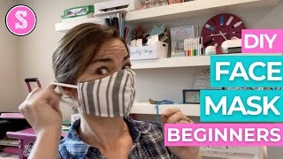 Easy DIY Mask with Silhouette CAMEO 4