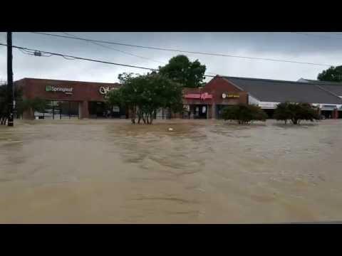 Flood 2016  Range Ave, Denham Springs, LA