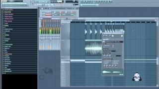 J-rum - FL Studio Quick Tip - EDM Vocal Pitch Rise