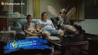 【Chatuchak.Vn】Quảng Cáo Thuốc Diệt Muỗi Chaindrite Siêu Bựa   Quảng Cáo Thái Lan