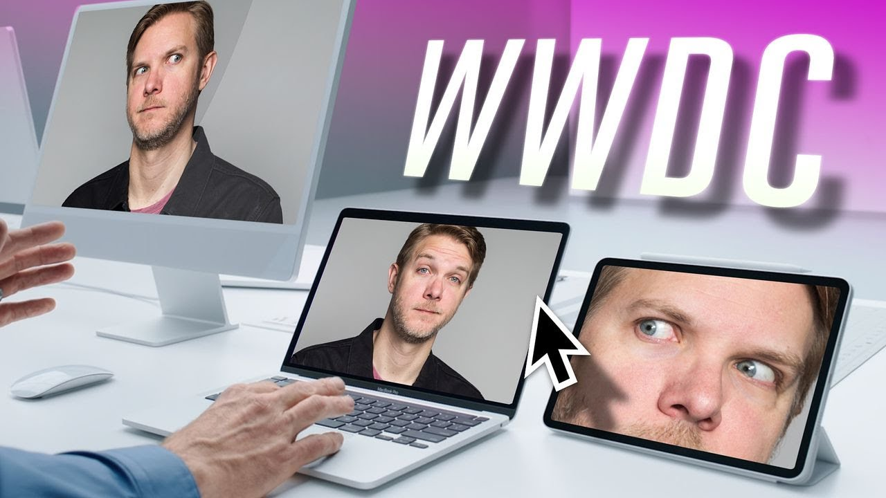 The best demo at WWDC 2021